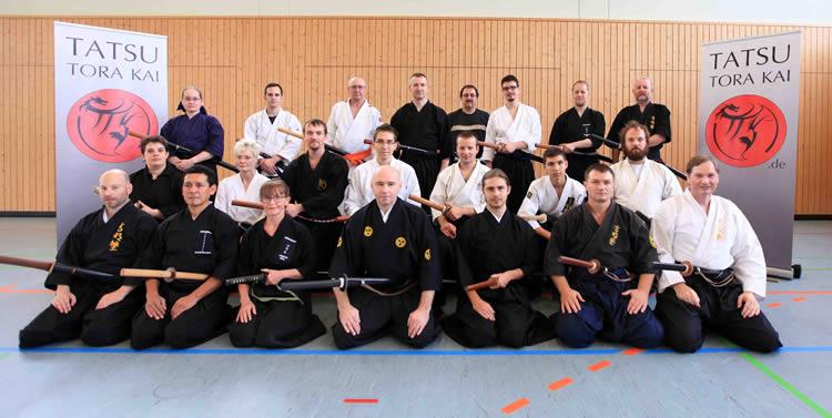 боевые искусства в Германии